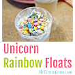 Unicorn Rainbow Floats - My 3 Little Kittens