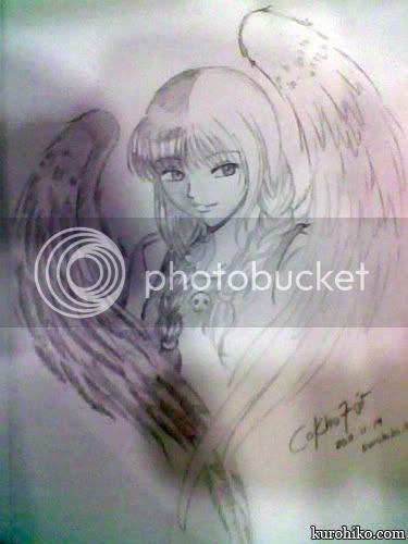 7th philippine komikon 2011 - sketch commission by kurohiko