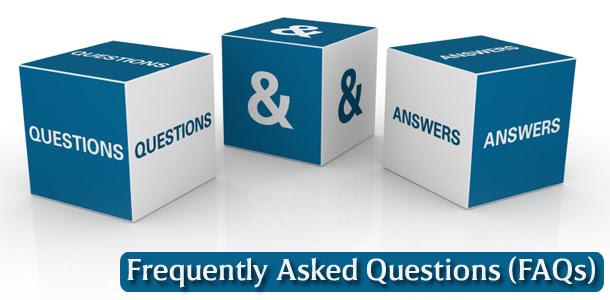FAQs frequently Asked questions domande frequenti