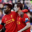 Fulham 2-3 Liverpool 2014 Highlights