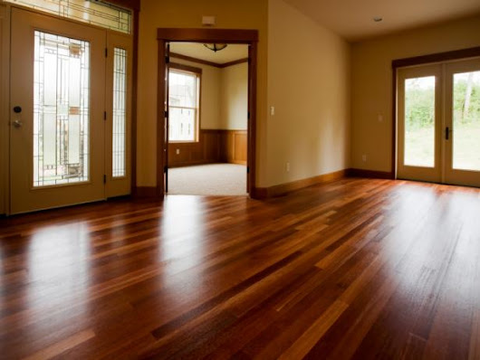 Tips for Cleaning Tile, Wood and Vinyl Floors