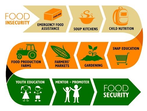 Food infographic - FOOD Insecurity > FOOD Security... - #Food https://infographicnow.com/lifestyle/food...