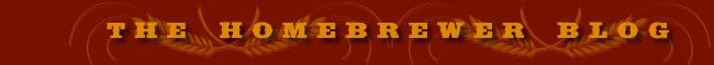 The homebrewer blog