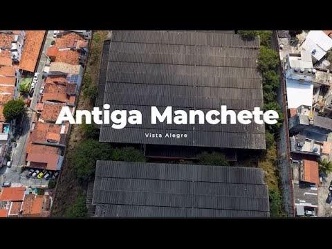 Imagens aéreas da Antiga Manchete no bairro de Vista Alegre RJ.