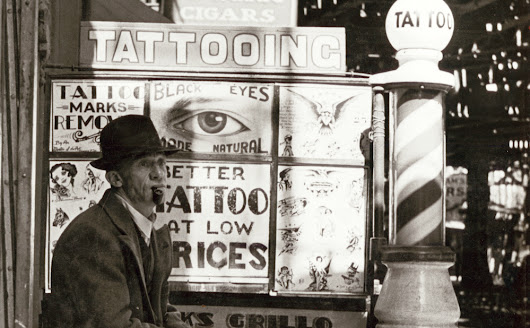 The History of Tattoos in New York, from Bowery Sensation to Banned Art