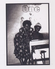 Mammane Sani, son orgue, et son ami