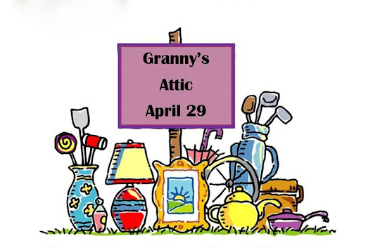 Donate items for Granny's Attic Sale | Islands' Sounder