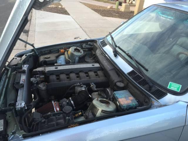 1990 Bmw 325i Engine