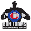 Careers | Concrete placing pipe, elbows, deck pipe and placing equipment | Con Forms