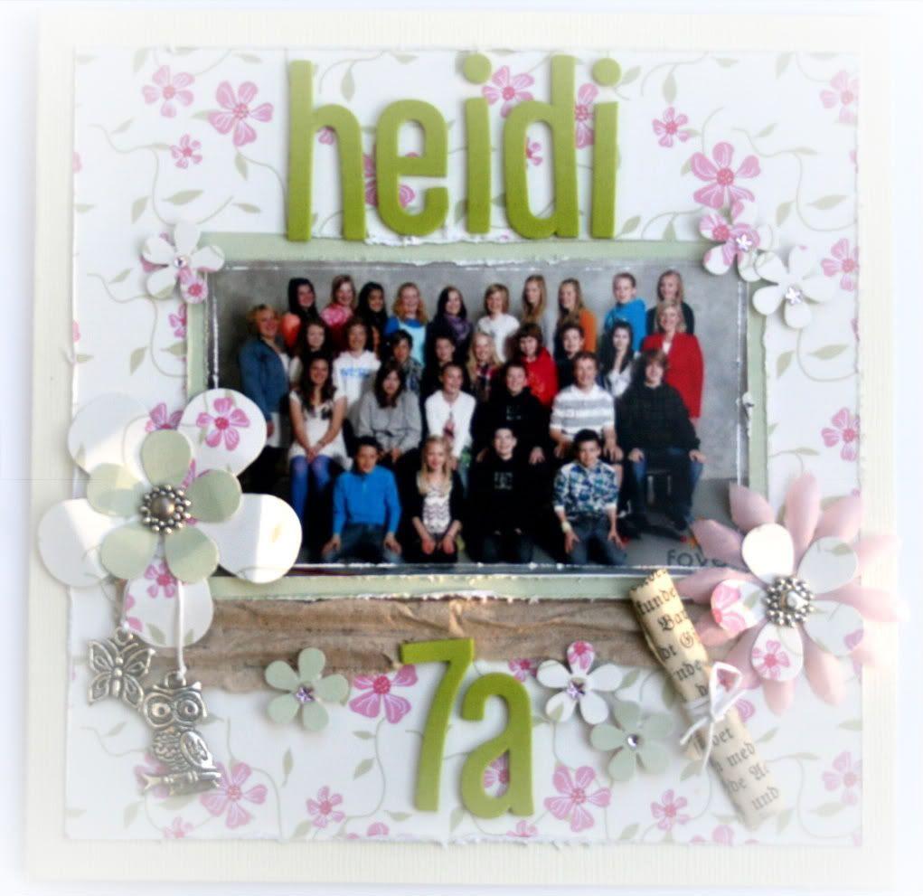 Bilde av Heidi's kort
