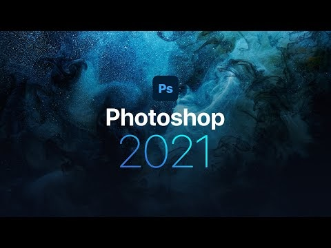 Adobe Photoshop 2021 New Features