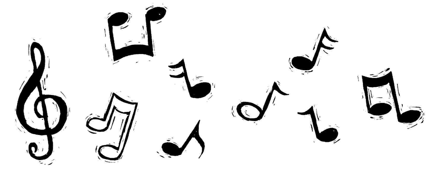 Musical Notes Symbols Tattoos Clipart Panda Free Clipart Images