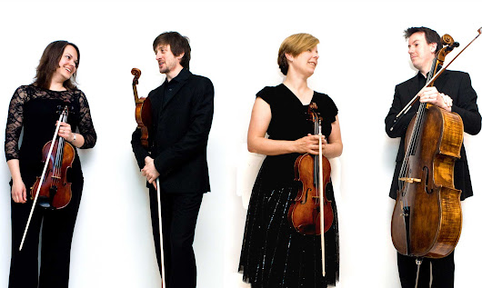 The Ardeton String Quartet