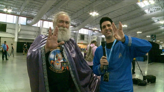 Inside the Star Trek Mission New York Convention