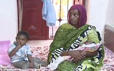 Exclusive!!! Sudanese mother sentenced to death for 'converting to Christianity' freed after international outcry
