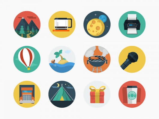Flat Icons | Free & Premium Icon Sets For All Your Needs!