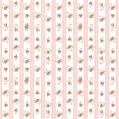 Shabby Chic Rose Digital Patterns ~ Patterns on Creative