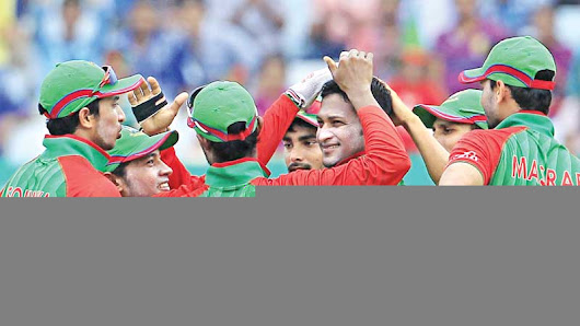 Bangladesh Team Squad for ICC T20 world cup 2016