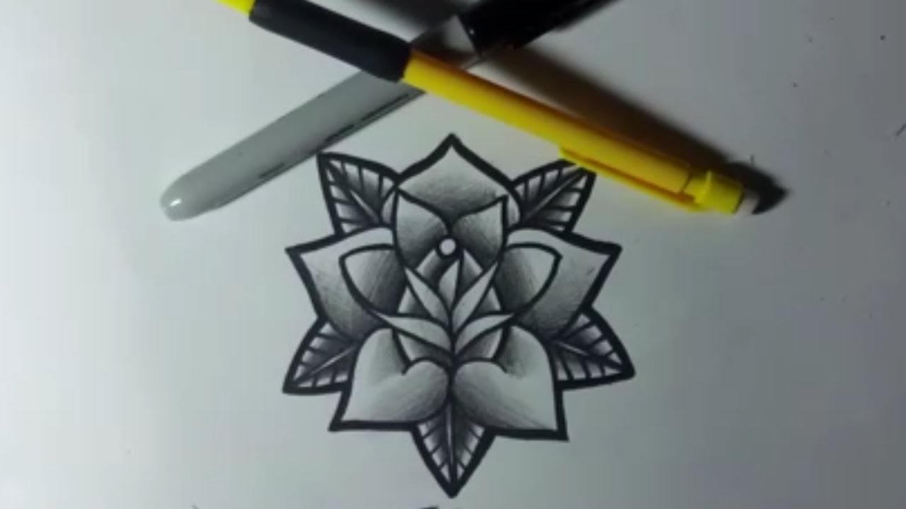 cda54caf5 Flowers Used In Traditional Tattoos Flowers Healthy