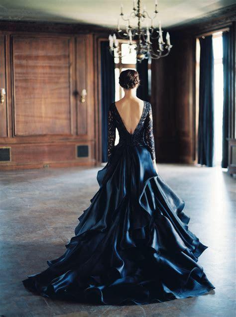 25 Incredible Black Wedding Dresses