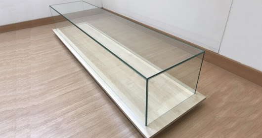 Unique Custom Glass Display Cases from Access Displays