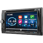 """Power Acoustik PD-625B In-dash DVD Receiver - 6.2"""" Touch Display"""
