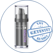 Alcina Hyaluron 20 Erfahrungen Kunden Testen