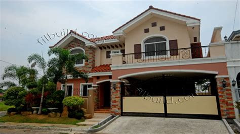 philippine house designs  terrace simple house designs