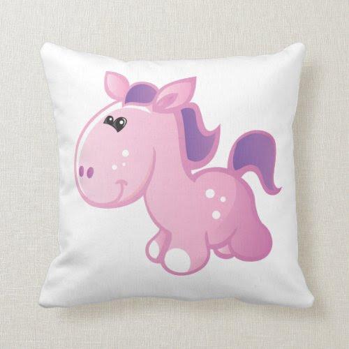 Cute Pony Pillows