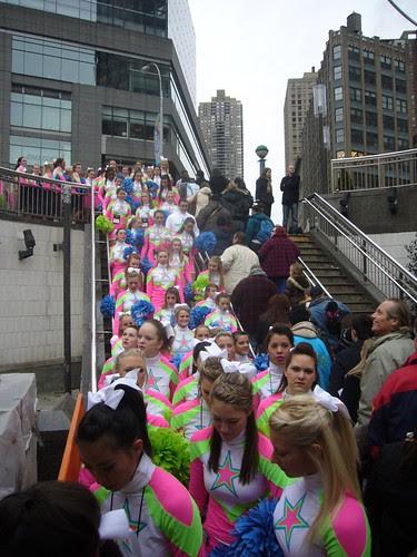 1600 cheerleaders