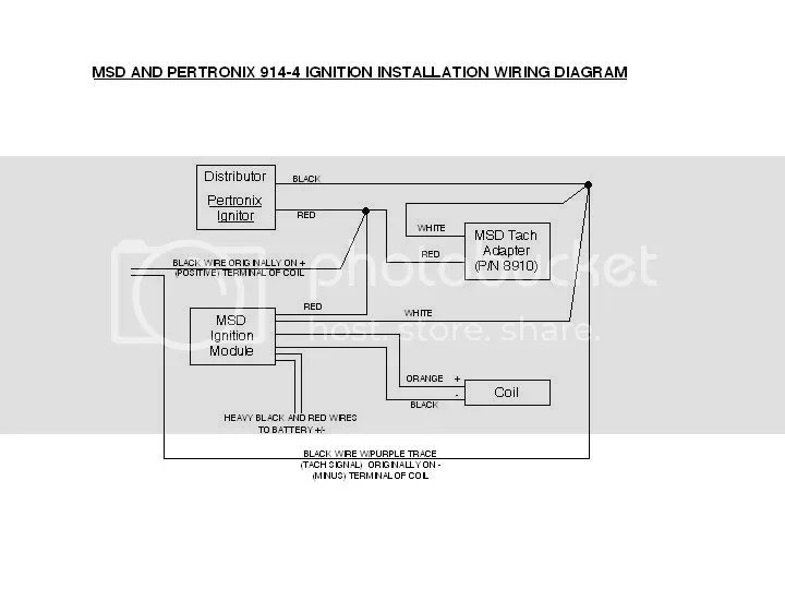 Wiring Diagram For Msd 6a