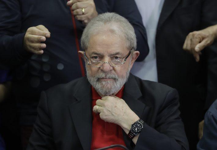 URGENTE; Lava Jato diz a Lula que extraiu documentos do sistema de propinas da Odebrecht