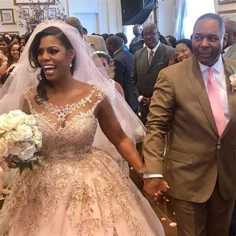 Omarosa from Celeb Wedding Dresses   E! News