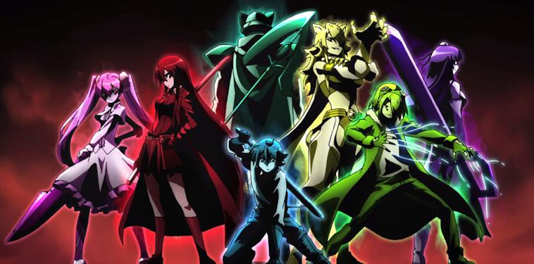 Akame Ga Kill Desktop Wallpaper Hd