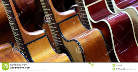 Guitars Stock Photo - Image: 62829131
