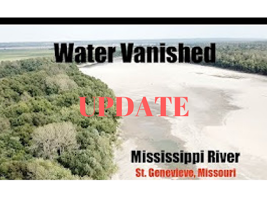 """Snopes 'fact checks' Mississippi River Video Update – Omits HALF the facts??"""