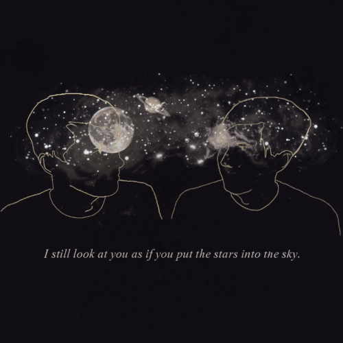 Love Quote Sky Friends Edit Galaxy Stars Feels Phan Pheels Phandom
