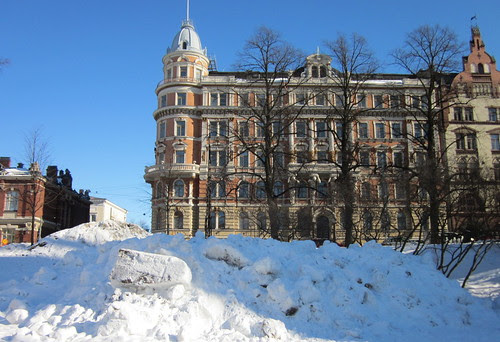 Luminen Helsinki by Anna Amnell