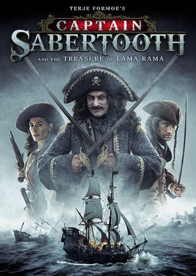 Captain Sabertooth and the Treasure of...