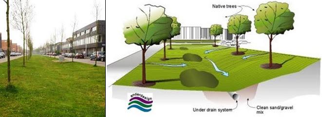 Pengolahan air di Belanda