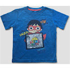 petiteToddler Boys' Ryan's World Short Sleeve T-Shirt - Blue 2T, Boy's