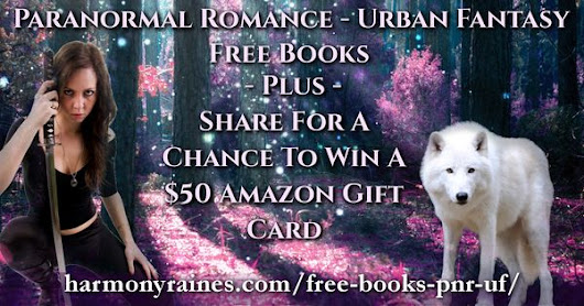 Giveaways and Free Books!