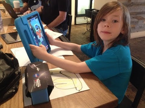 8 YR OLD WINS NASA SPACE APPS CHALLENGE // AMELIA ISLAND & JACKSONVILLE, FLORIDA