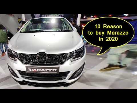 Mahindra Marazzo BS6 :10 Reason to buy |Auto advice|