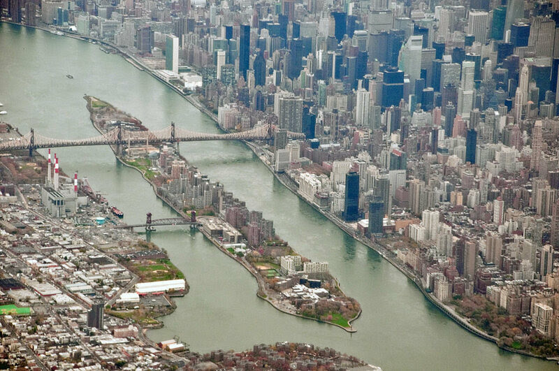 Islands of The Undesirables: Roosevelt Island