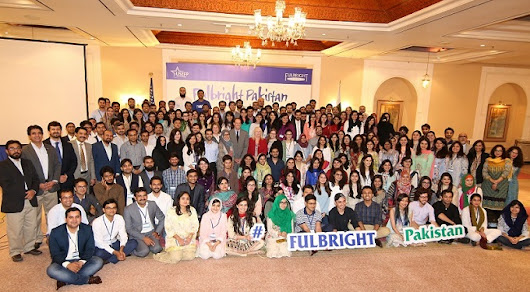 173 Pakistani students set to begin Fulbright Studies in the United States - Islamabad Scene
