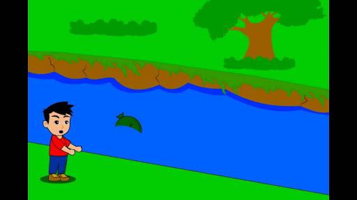 Koleksi Gambar Sungai Bersih Karikatur Puzzze