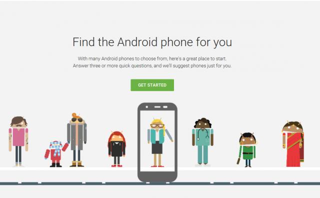 android google telefono