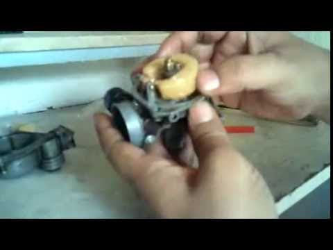 Mesin Potong Rumput Kalau Di Gas Mati | 06 Mesin Potong