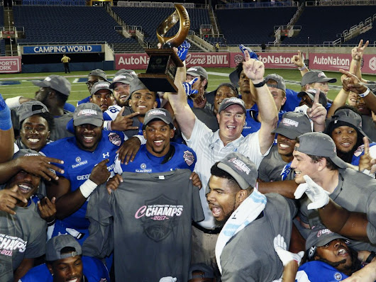 Cure Bowl: Georgia State Prevails For First Bowl Victory